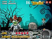 Spielen Sie das Gratis-Spiel  Super Zombies Hunter