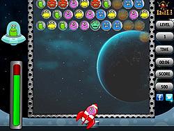 Alien Bubbles Shooter game
