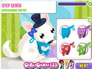 Chinchilla Pet Care game