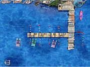 Port Valet game