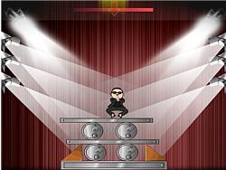 Gangnam TaTaTa game