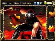 Ninja Puzzle game
