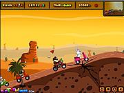 Toon Racing game