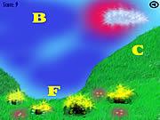 Alphabet Ogre game