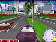 Classic Car Race game