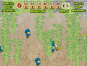 Ninja Mafia War game