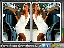 Transformers 3 - Spot the Difference game