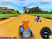 Crash Bandicoot 3D game