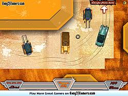 Vintage Car Thief game
