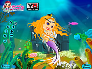 Mermaid Wedding game