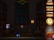 Magic Library لعبة