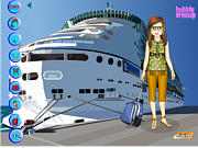 She travels by ship game