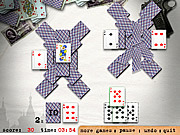 Last Agent Solitaire game