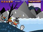 Spielen Sie das Gratis-Spiel  Zombie Motocross