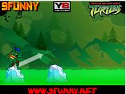 Ninja Turtle Ultimate Challenge game
