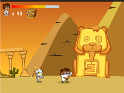 Mummy Return game