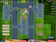 Runway Parking game