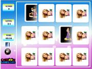 Rapunzel Memory game