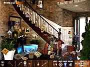 Permainan Luxury House - Hidden Objects