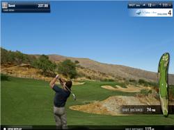 World Golf Tour - Monthly Challenge game
