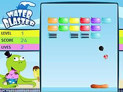 Water Blaster game