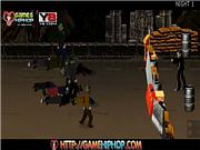 Gangnam Style Walking Dead game