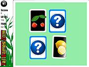 Fruits Memory Challenge game