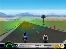 Motorbike Race 3D game