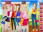 Barbie Spring Break game
