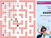 Jasmine Collect Butterflies game