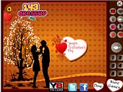 Gioca gratuitamente a Valentines Card Design