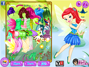 Cute Butterfly Fairy game