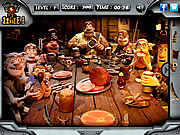 juego The Pirates - Hidden Objects