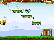 Lost Animals game