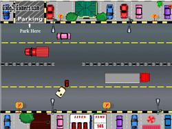 RV Parking game