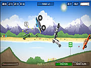 Renegade Racing game