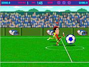 Juega al juego gratis Super Soccer