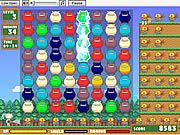 Mole buster game