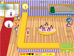 Hanas Music Store game