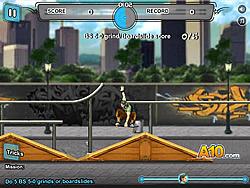 juego Skateboard City 2