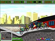 Jogar jogo grátis Turtles Racing