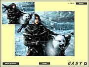 Snow Ghost Jigsaw game
