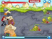 Spielen Sie das Gratis-Spiel  CraZ Outbreak