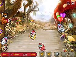 Mushroom Farm War game