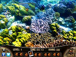 Sea World Sniper game