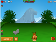 Wolfy's Adventure game