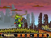 Hulk Ride game