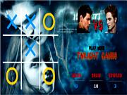 Twilight Tic Tac Toe game
