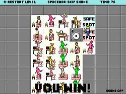 Harlem Shake game