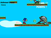 Sonic XS game